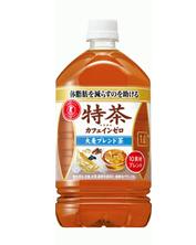 特茶 カフェインゼロ(特定保健用食品) 1Lペット