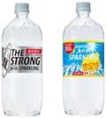 ザストロング天然水スパークリング 1050mlP 天然水スパークリングレモン 1050mlP